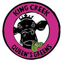 King Creek Queen's Greens Logo
